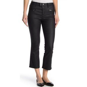 Sanctuary Kick Crop Pants - Waxed Denim
